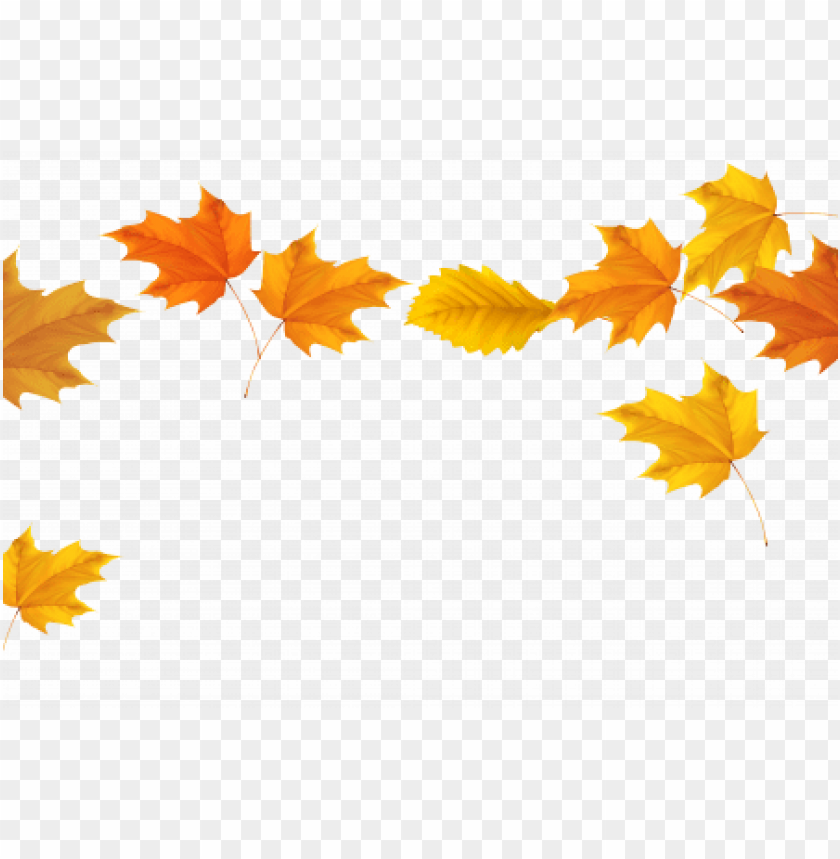 free PNG fall border clipart fall leaves border clipartfall - clip art free autumn leaves PNG image with transparent background PNG images transparent