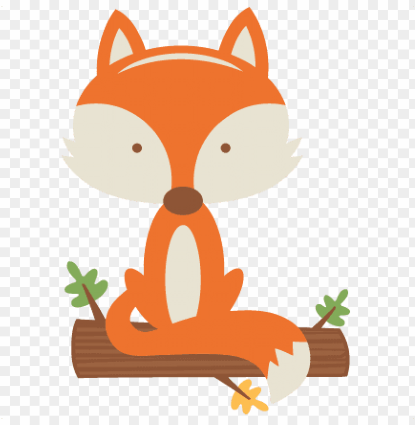 free PNG fall fox svg scrapbook cut file cute clipart files - fall fox clipart PNG image with transparent background PNG images transparent