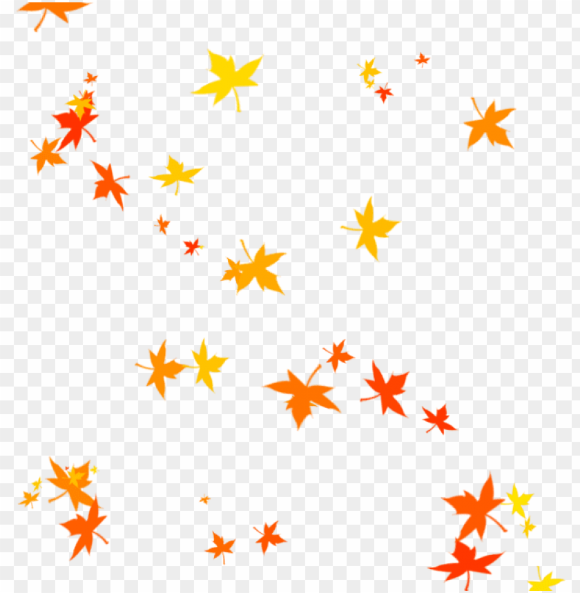 free PNG falling yellow leaf, falling leaf png, leaf png clipart, - falling autumn leaves PNG image with transparent background PNG images transparent