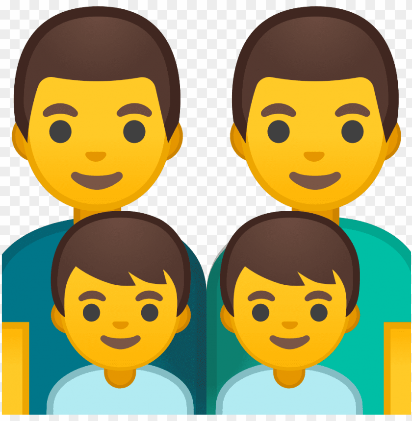 free PNG family love family emoji PNG image with transparent background PNG images transparent
