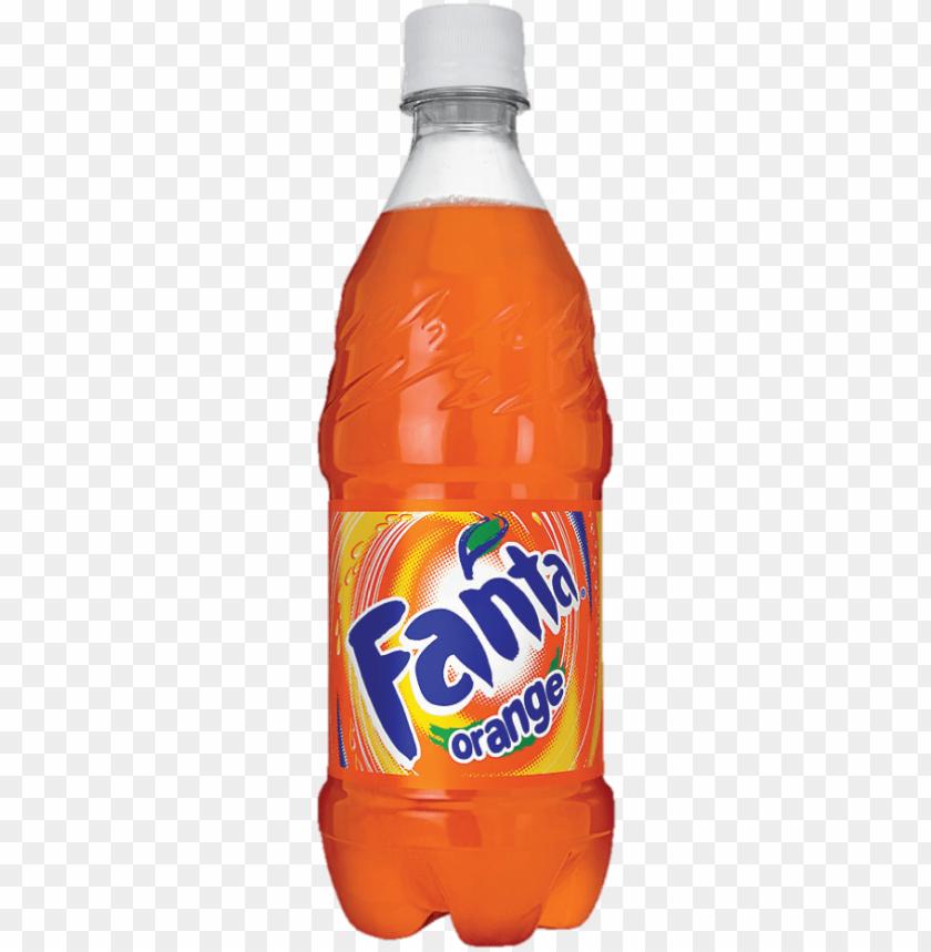 free PNG fanta bottle - fanta orange soda bottle 20oz PNG image with transparent background PNG images transparent