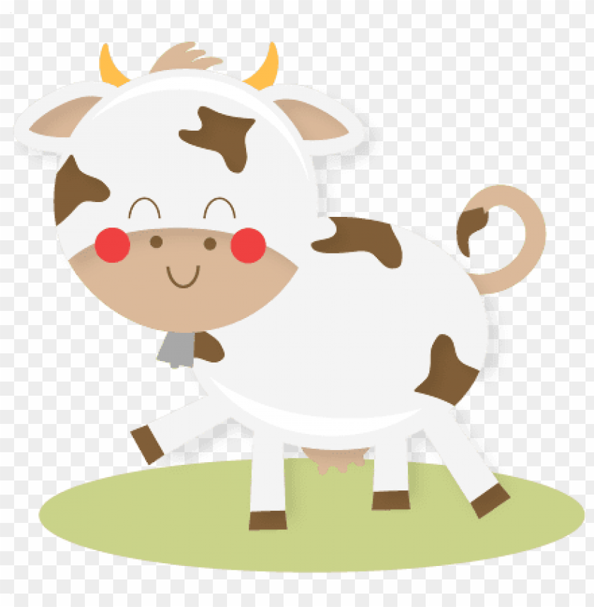 farm cow svg cut files farm animals svg cutting files - cute farm animals PNG image with transparent background@toppng.com