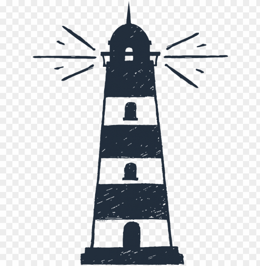 free PNG farol luz lampada freetoedit ideia remix - retro lighthouse clipart PNG image with transparent background PNG images transparent