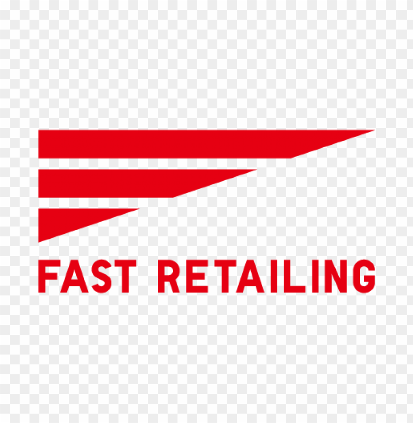 free PNG fast retailing logo vector PNG images transparent