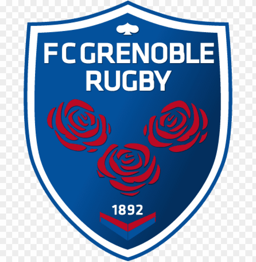 free PNG fc grenoble rugby logo png images background PNG images transparent