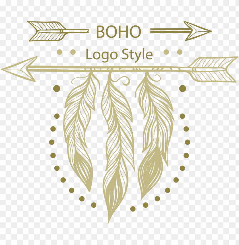 free PNG feather logo euclidean vector - hanging feathers vector PNG image with transparent background PNG images transparent