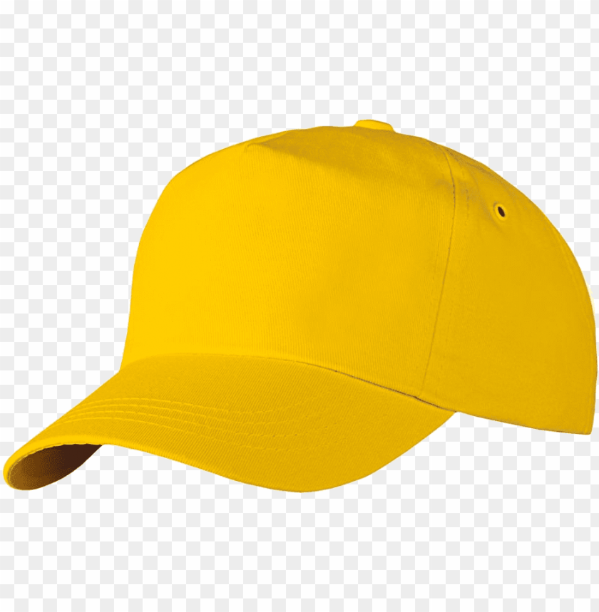 free PNG featuddrced face cotton yellow cap png - Free PNG Images PNG images transparent