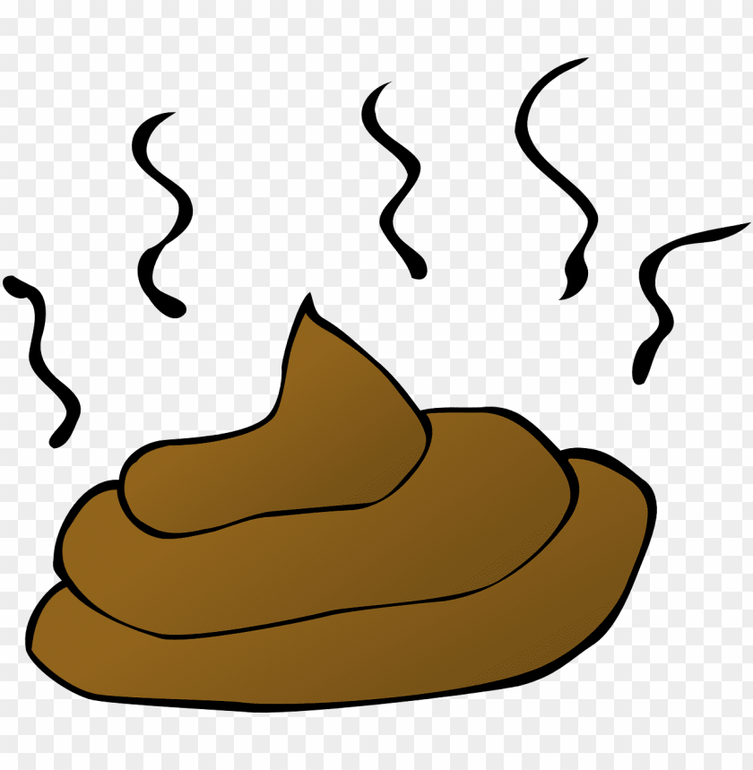 free PNG feces - poop clipart PNG image with transparent background PNG images transparent