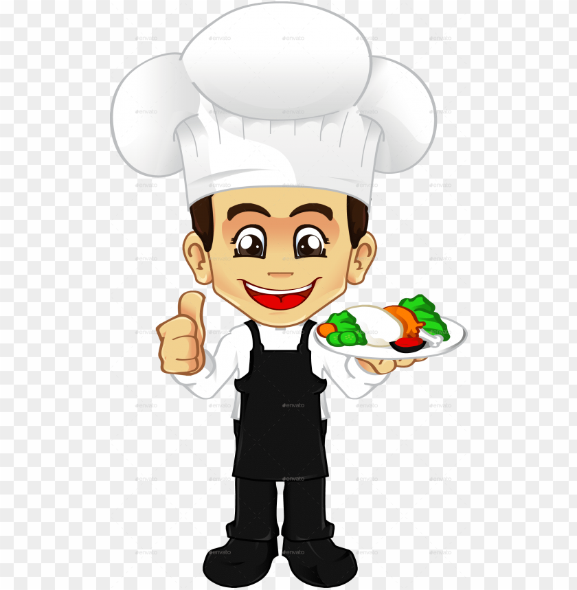 free PNG female chef png wwwimgkidcom the image kid has it - chef cartoo PNG image with transparent background PNG images transparent