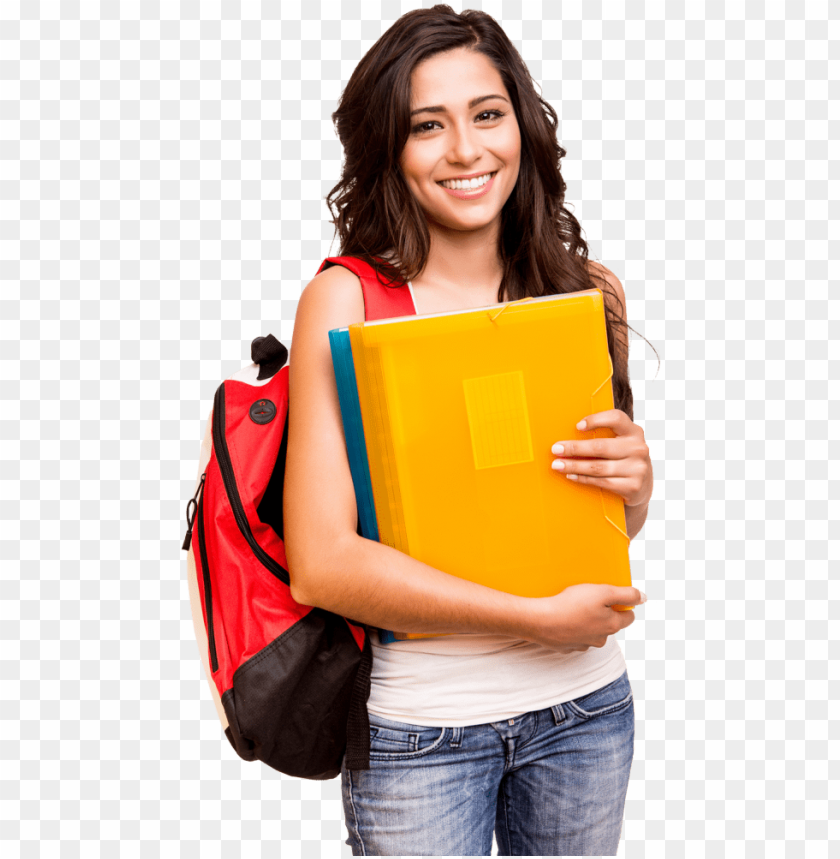 female student png image - student images PNG image with transparent background@toppng.com