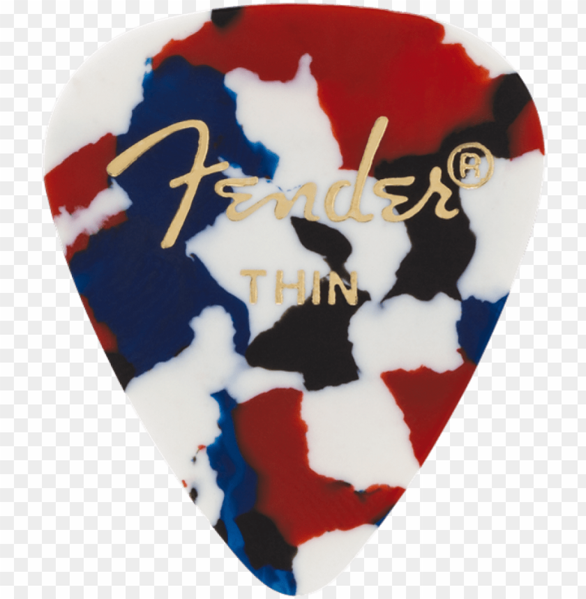 free PNG fender 351 shape premium guitar picks, thin, confetti, - fender accessory kit - black - backplate, knobs, covers PNG image with transparent background PNG images transparent