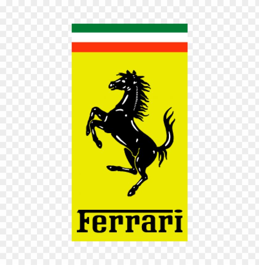 free PNG ferrari auto vector logo PNG images transparent