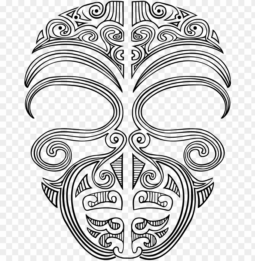 free PNG fht hanara - maori face tattoo designs PNG image with transparent background PNG images transparent