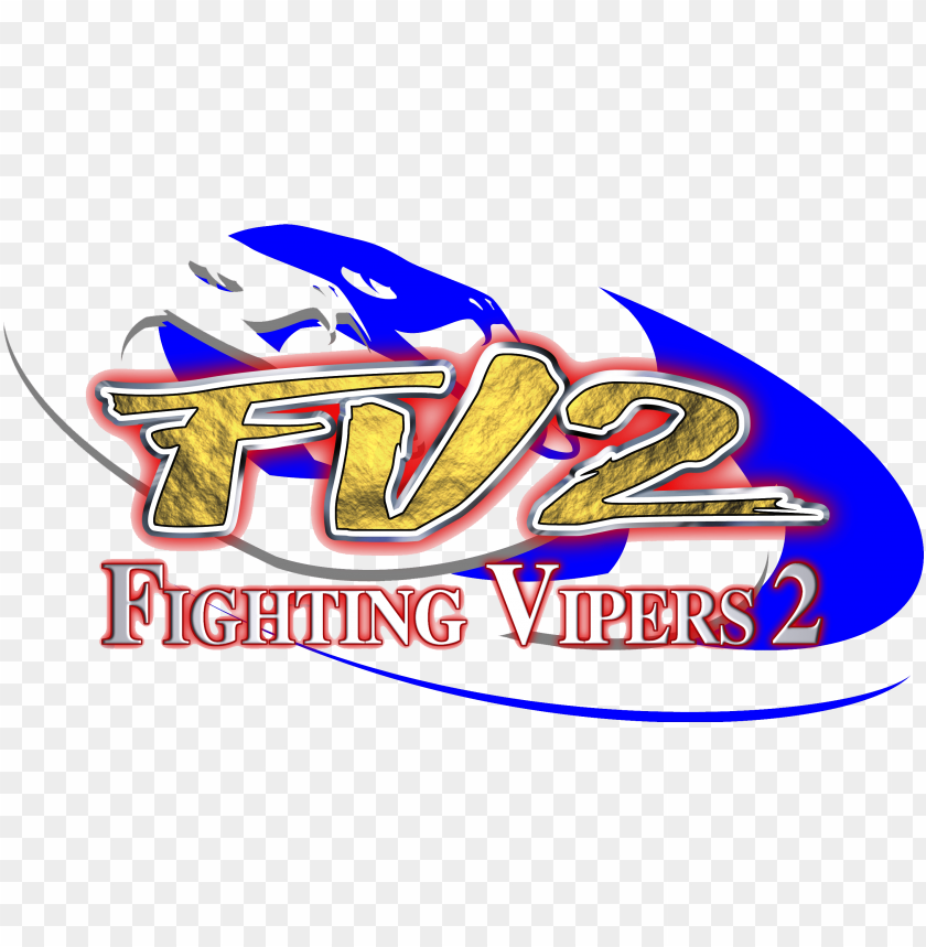 free PNG fighting vipers 2 logo - fighting vipers 2 arcade PNG image with transparent background PNG images transparent