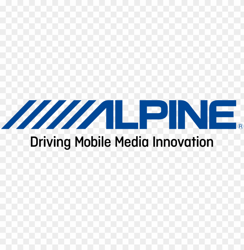 free PNG file - alpine logo - svg - alpine logo png - alpine car audio logo PNG image with transparent background PNG images transparent