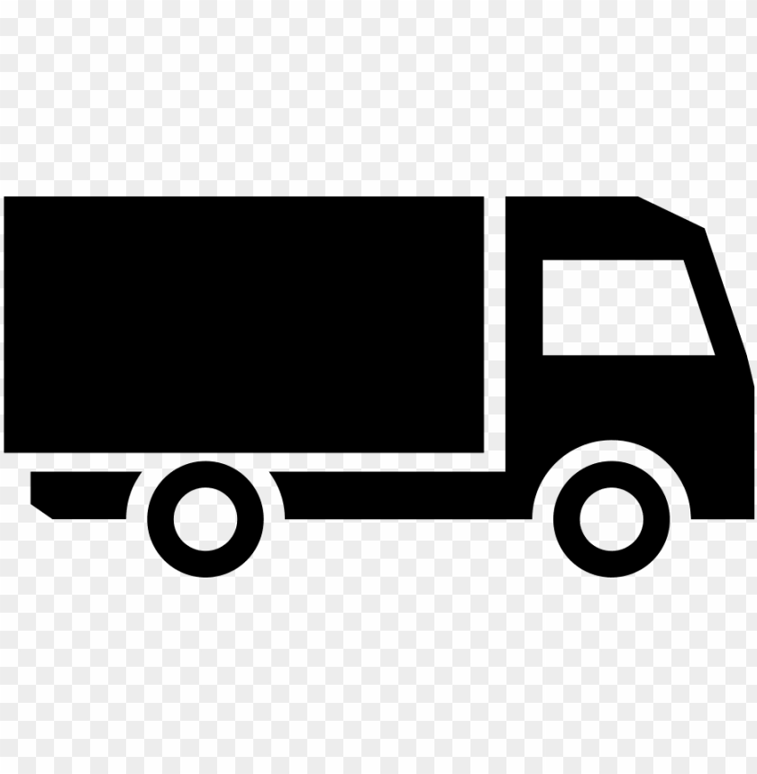 free PNG file - cargo truck - svg - cargo truck truck ico PNG image with transparent background PNG images transparent
