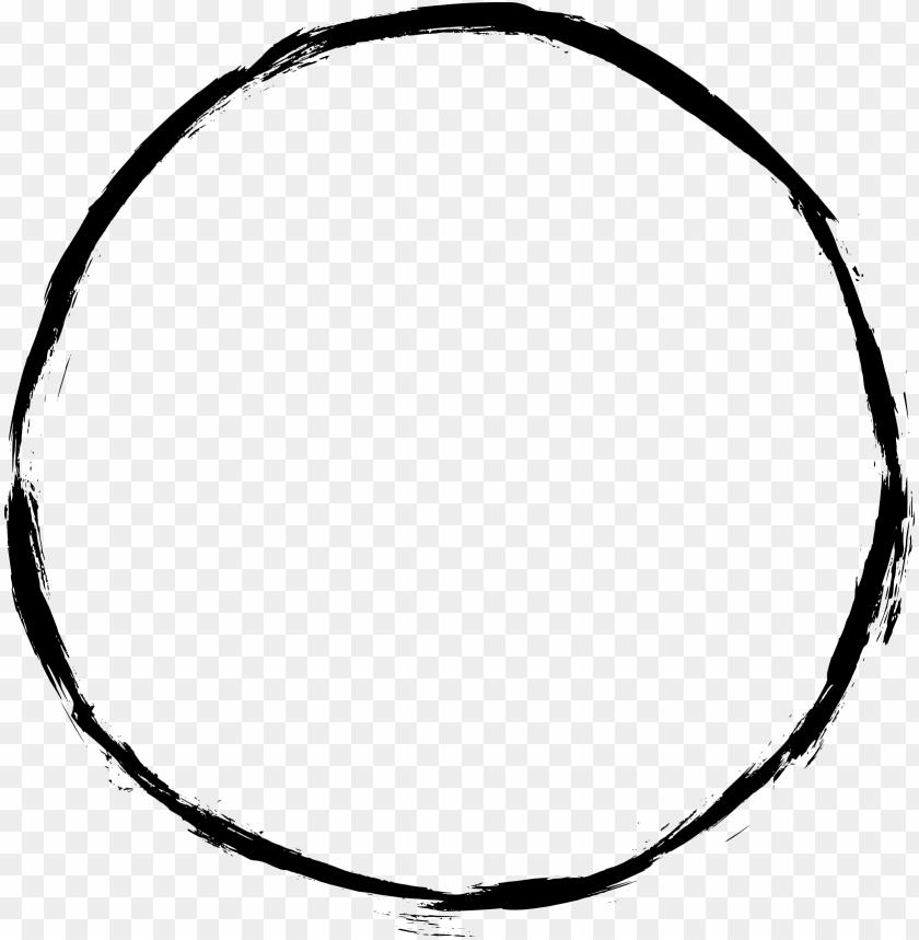 free PNG file size - black outline circle PNG image with transparent background PNG images transparent