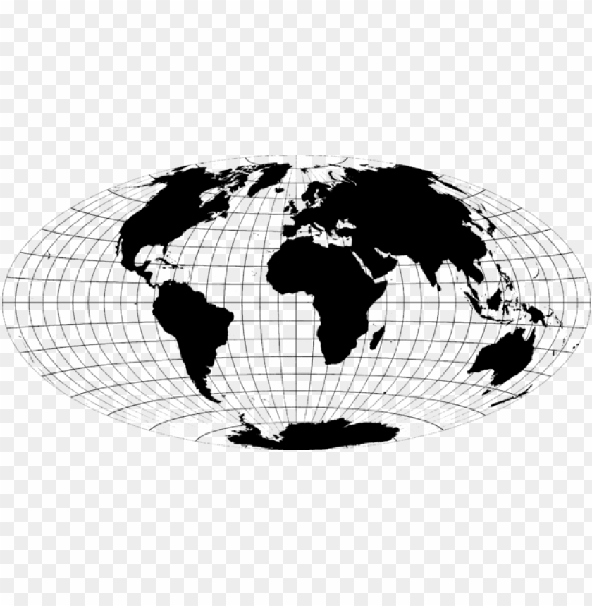 free PNG file - world map - hammer - wikipedia - oval world map vector PNG image with transparent background PNG images transparent
