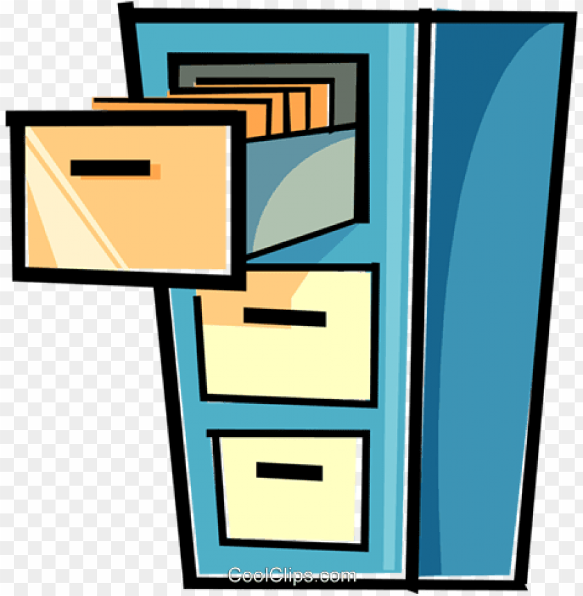 free PNG filing cabinet royalty free vector clip art illustration - cartoon filing cabinet PNG image with transparent background PNG images transparent