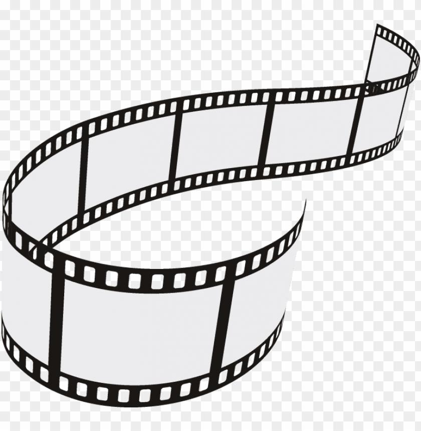 free PNG film strip 4 roll set vector [eps file] vector eps - film strip vector PNG image with transparent background PNG images transparent