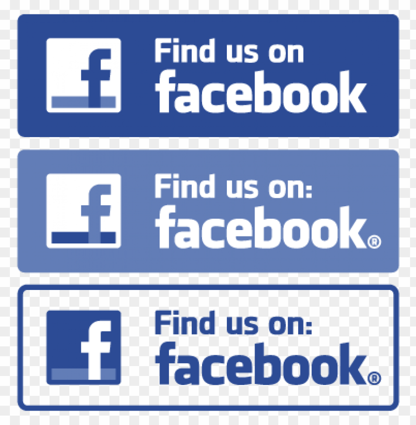 free PNG find us on facebook vector download free PNG images transparent