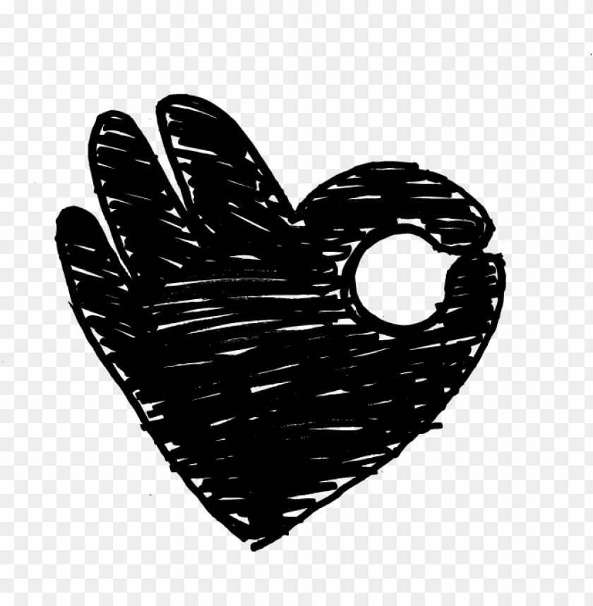 free PNG finger heart PNG image with transparent background PNG images transparent