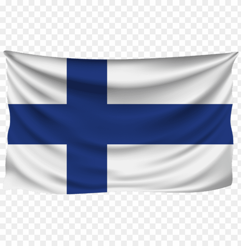 free PNG Download finland wrinkled flag clipart png photo   PNG images transparent