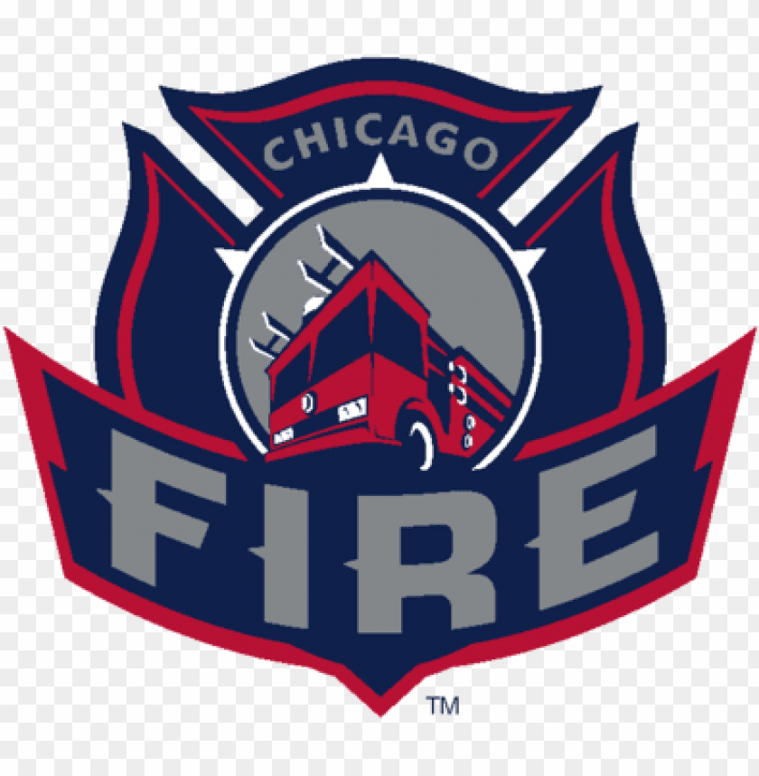 free PNG fire badge png - chicago fire soccer PNG image with transparent background PNG images transparent