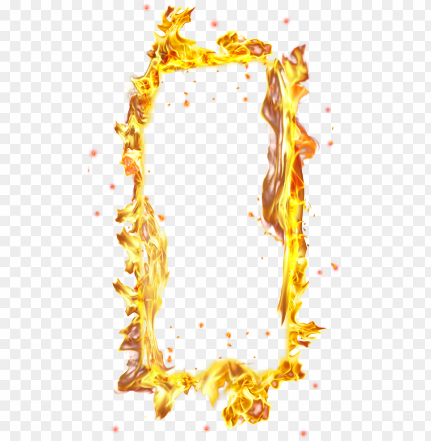 Fire Border Png Garena Free Fire Png Image With