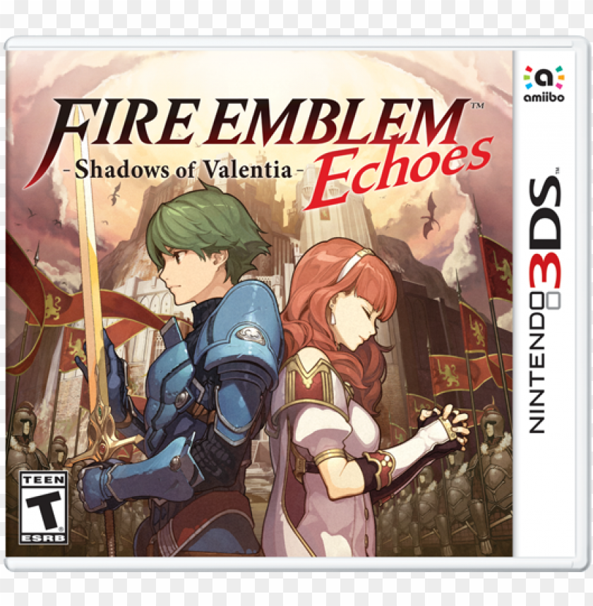 free PNG fire emblem echoes - fire emblem echoes: shadows of valentia - nintendo PNG image with transparent background PNG images transparent