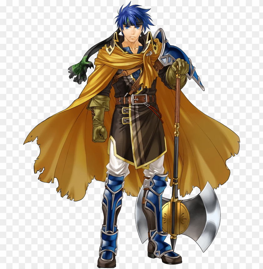 fire emblem heroes fire emblem - fire emblem heroes ike PNG image with transparent background@toppng.com