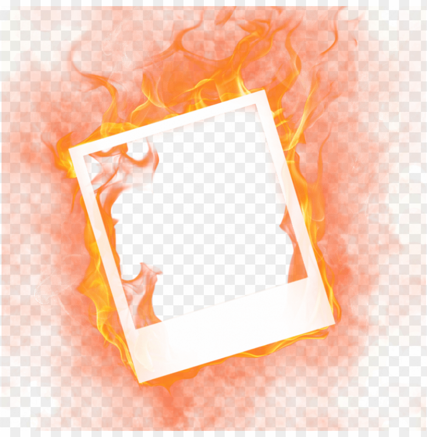 free PNG fire frames - fire photo frame PNG image with transparent background PNG images transparent