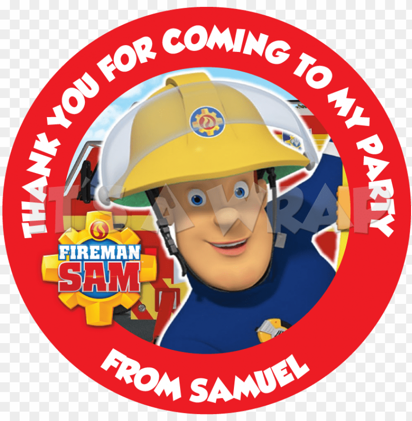 Fireman Sam Sweet Cone Stickers Roblox Stickers Png Image With