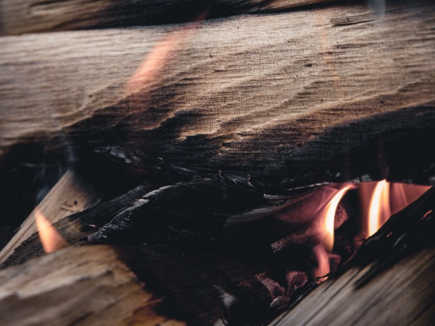 free PNG firewood, fire, smoke, flame, burn background PNG images transparent