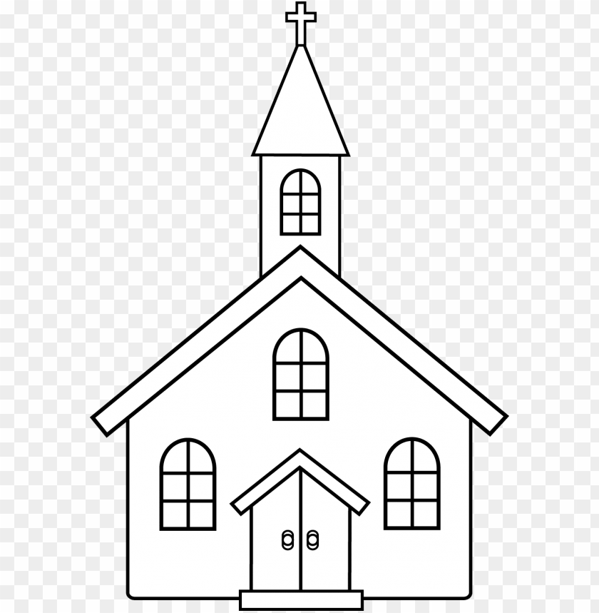 - First Communion Coloring Pages Free Printable Pagesfirst - Cartoon Easy  Church Drawi PNG Image With Transparent Background TOPpng
