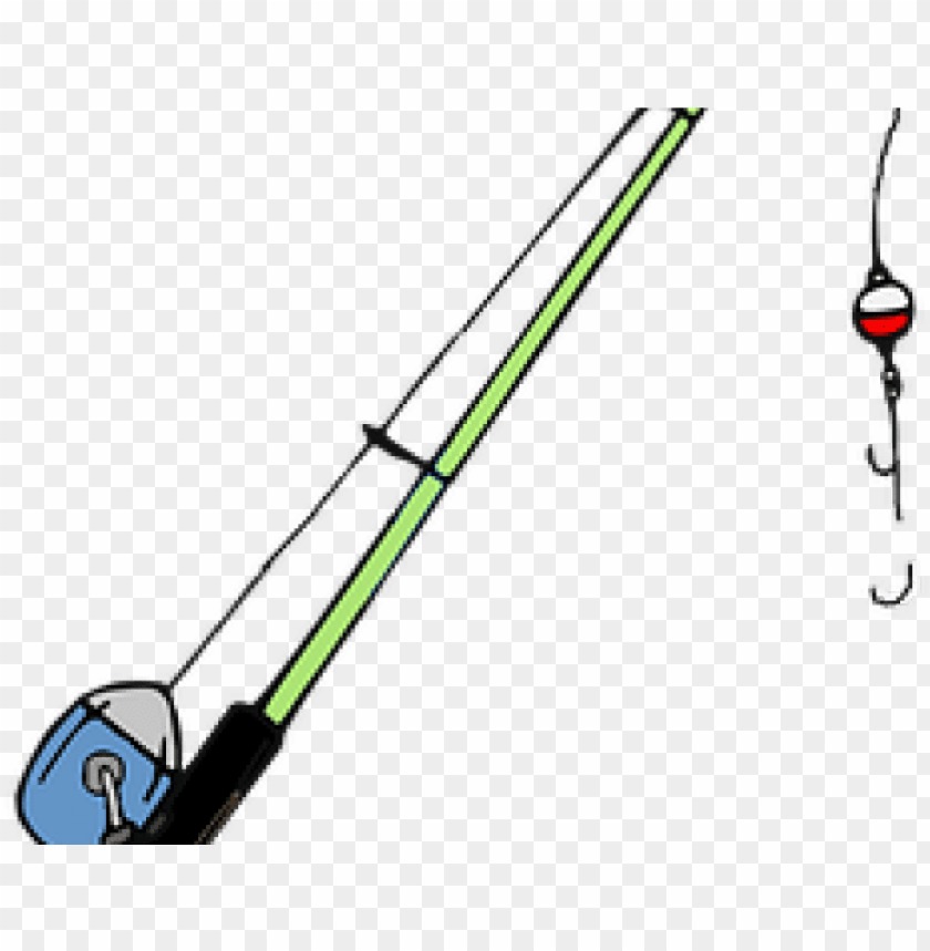 Fishing Pole Clipart Png Image With Transparent Background Toppng