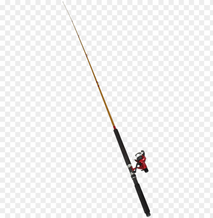 Transparent Background Free Fishing Pole Svg