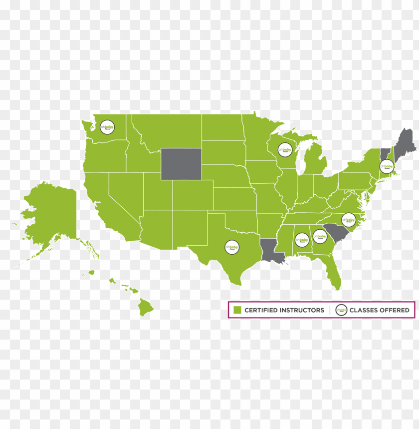 free PNG fitness locations by state - map of america according to americans PNG image with transparent background PNG images transparent