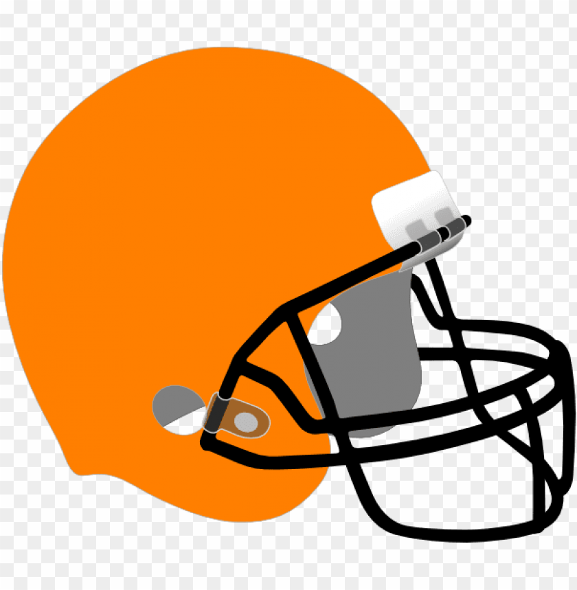 free PNG fl football clipart at getdrawings com free for personal - orange and black football helmet PNG image with transparent background PNG images transparent
