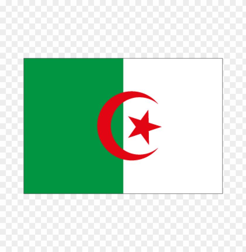 free PNG flag of algeria vector logo download free PNG images transparent