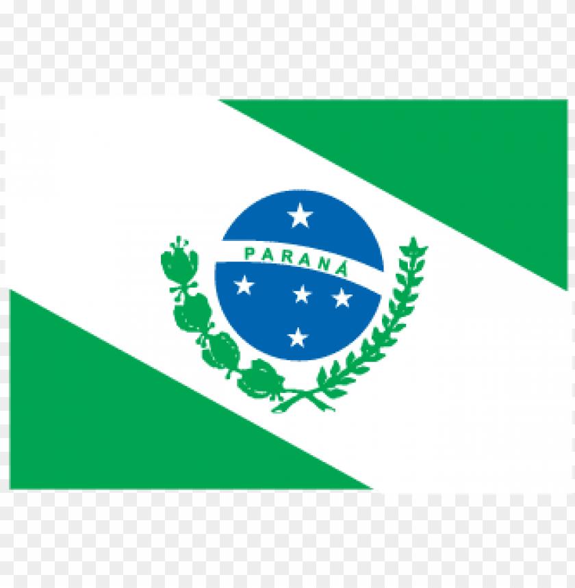 free PNG flag of bandeira paraná logo vector in free download - flag: paraná PNG image with transparent background PNG images transparent