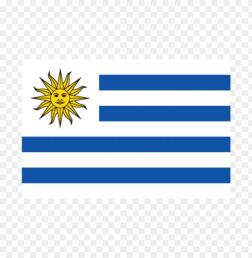 free PNG flag of bandera de uruguay logo vector free PNG images transparent