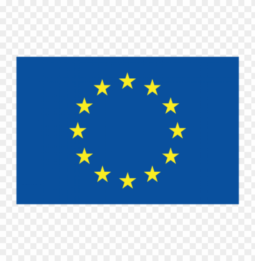 free PNG flag of eu logo vector free download PNG images transparent