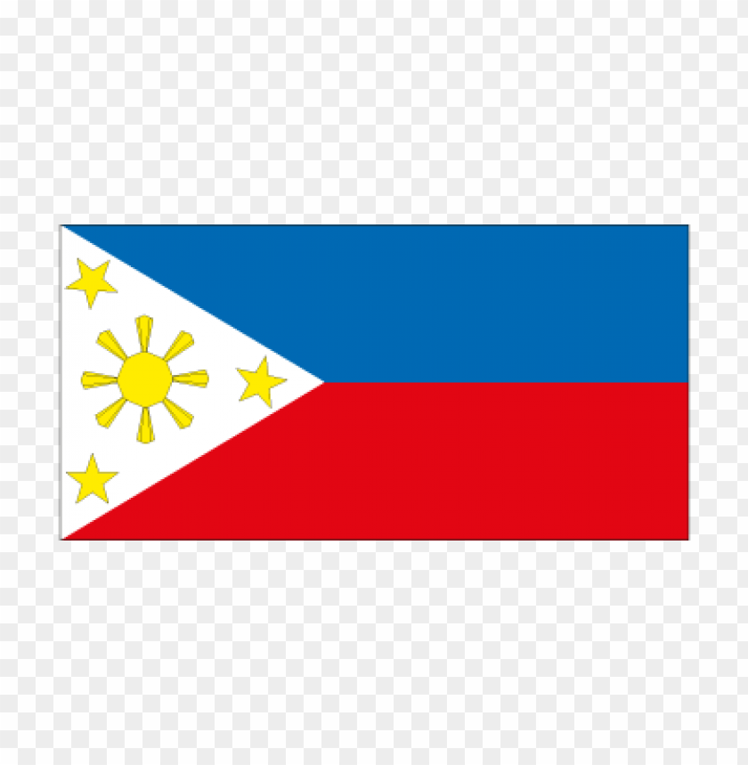 free PNG flag of philippines vector logo PNG images transparent