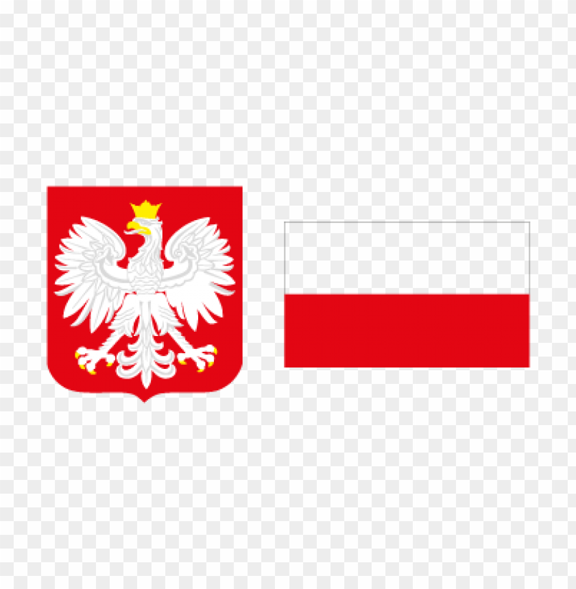 free PNG flag of poland vector logo free PNG images transparent