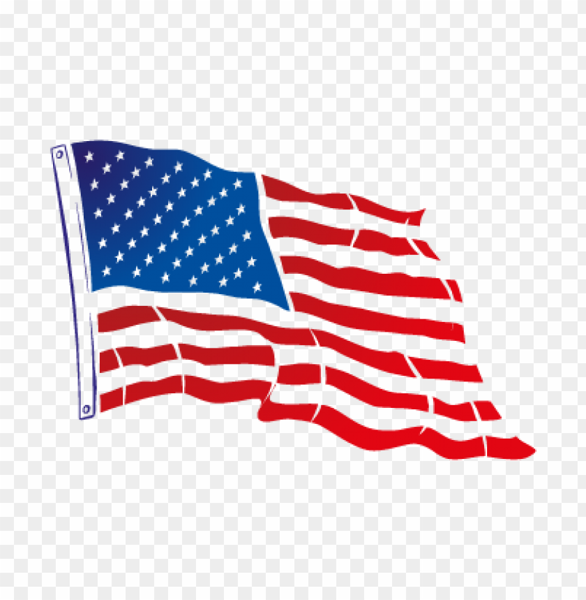 free PNG flag of usa flying vector logo free download PNG images transparent