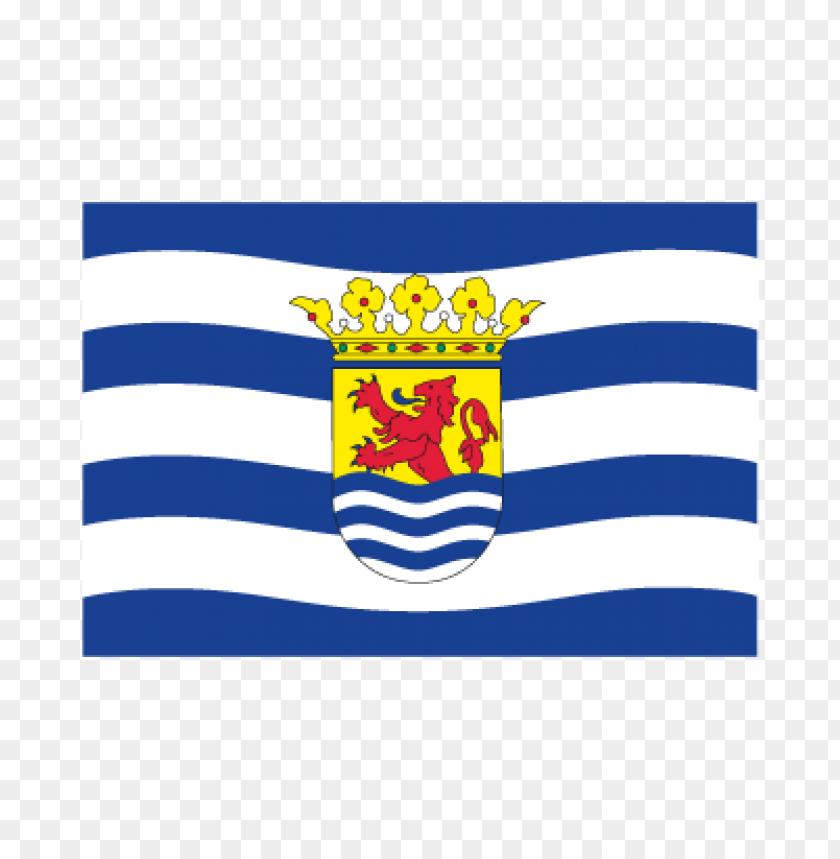 free PNG flag of zeeland vector logo free download PNG images transparent