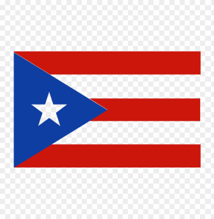 flags of puerto rico vector logo@toppng.com