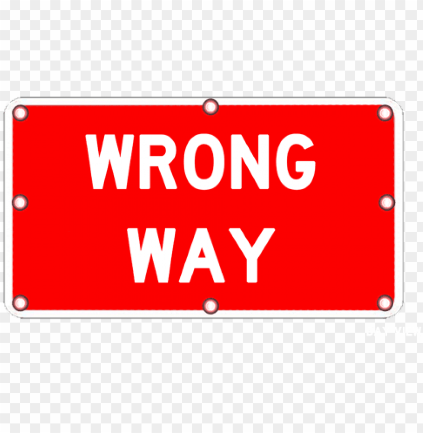 free PNG flashing wrong way sign - wrong way sign PNG image with transparent background PNG images transparent