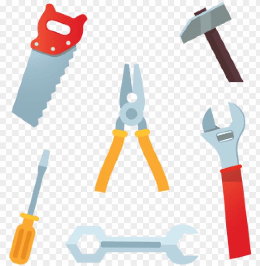 free PNG flat carpenter tools png, carpenter, carpenter tools, - ferramenta de carpinteiro PNG image with transparent background PNG images transparent